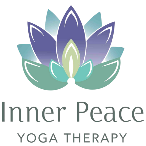 Inner peace yoga therapy logo
